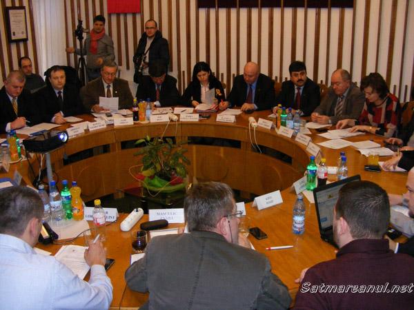 """Contre în ședința consiliului local pe tema centrului comunitar """"Sfântul Paul"""""""
