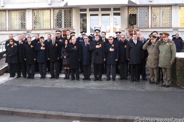 Unirea Principatelor Române, sărbătorită aşa cum se cuvine la Satu Mare (galerie foto)