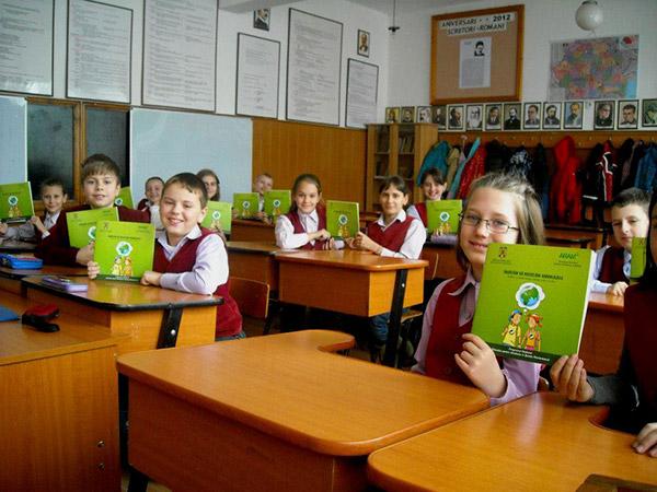 Mai multe şcoli din judeţul Satu Mare participă la ECOlimpiada elevilor