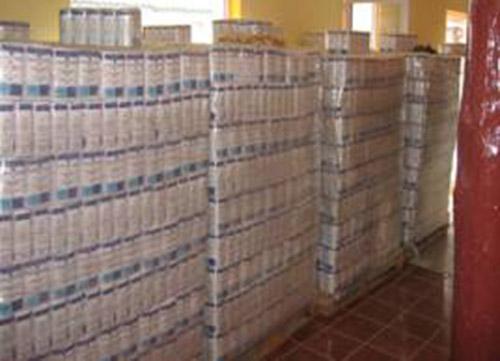 De azi se distribuie produsele alimentare provenite din fondurile de intervenție comunitare