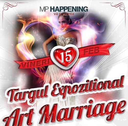 Târgul de nunți Art Marriage se deschide vineri