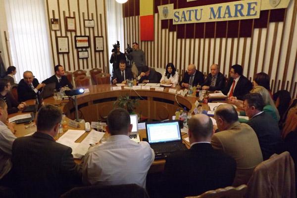 Consilierii locali au votat majorarea capitalului social al SC Apaserv SA
