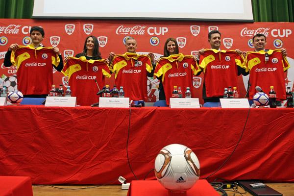 14 licee sătmărene înscrise la Cupa Coca-Cola 2013