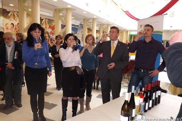 Expoziţie economică la Grand Mall Satu Mare