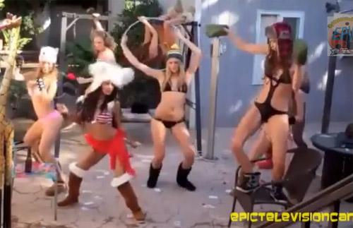 Și tu Harlem Shake?