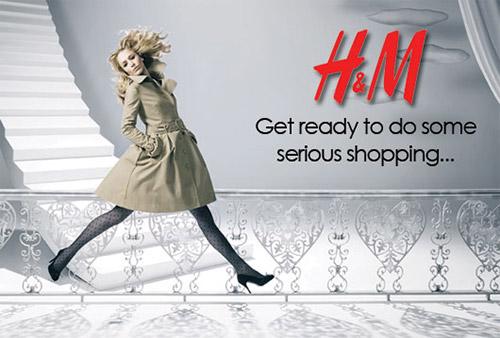 H&M demarează programul rabla pentru haine