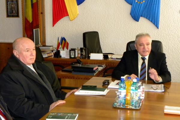 Dispută între Primăria Târşolţ şi Direcţia Silvică Satu Mare