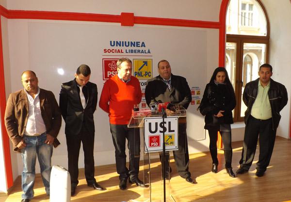 """PSD a încheiat un protocol de colaborare cu Partida Romilor """"Pro Europa"""", filiala Satu Mare"""