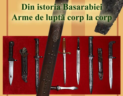 Expoziţie de arme la Muzeul Judeţean Satu Mare