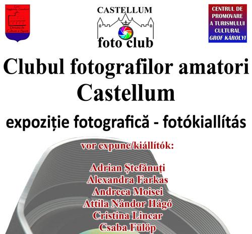 Expoziţie foto la Castelul Karolyi din Carei