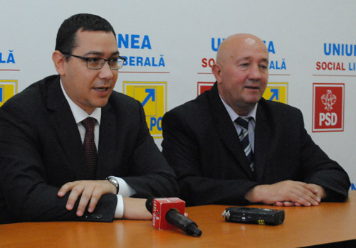 Primarul Dorel Coica a făcut un tur de forță la București