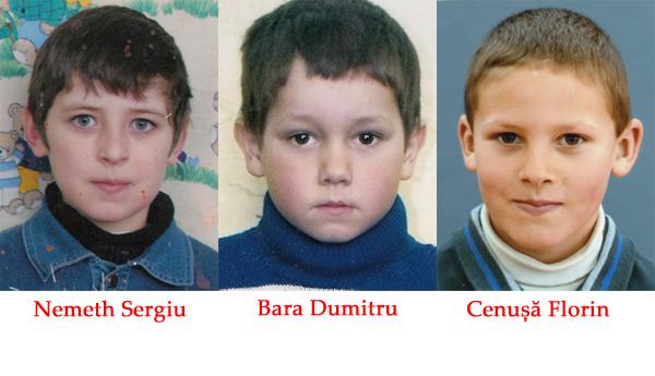 UPDATE: Copiii dispăruți din Gerăușa au fost găsiți