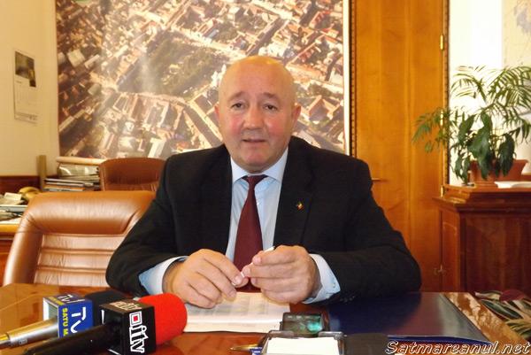 Primarul Dorel Coica răspunde acuzelor senatorului Valer Marian