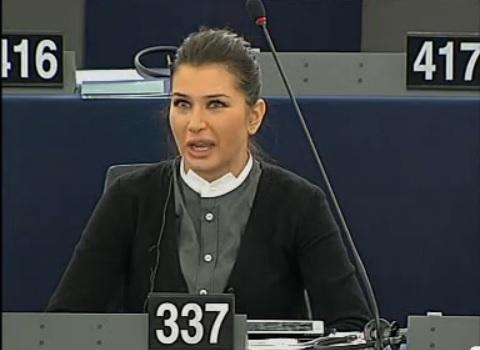 EBA a început să muşte în Parlamentul European (video)