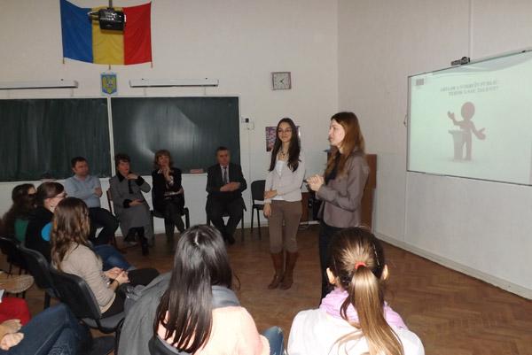 Provocări europene pentru profesorii și elevii din județul Satu Mare