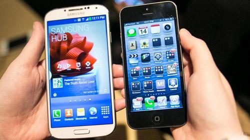 Primele comparații între Galaxy S4 și Galaxy S3 și iPhone 5