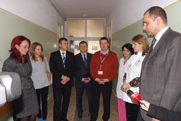 La Secţia de Obstetrică-Ginecologie a SJU Satu Mare, a fost amenajat un salon VIP