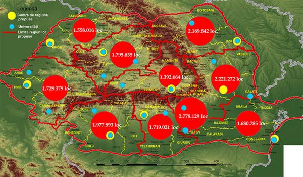 Liberalii bihoreni nu vor centru de regiune la Oradea