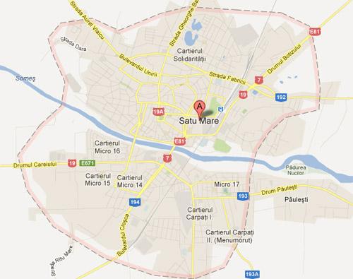 Modificări legate de circulaţia rutieră în municipiul Satu Mare