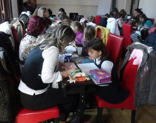 « Şcoala Altfel » la Asociaţia pentru Copii şi Tineri 4 U