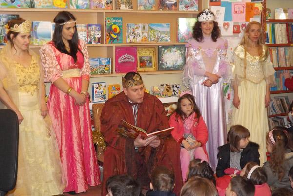 Poveşti pentru copii, citite de Adrian Ştef și Dorel Coica