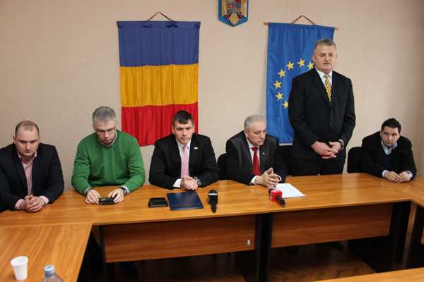 Ioan Ardelean a fost instalat în funcţia de director al DJST Satu Mare