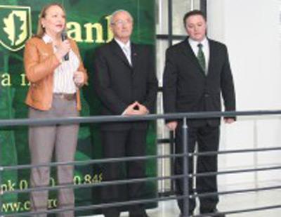 Directorul CEC Bank Satu Mare îl dă în judecată pe senatorul Valer Marian