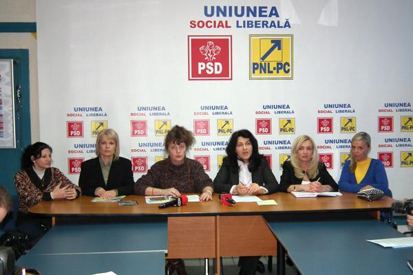 O delegaţie a OFL Satu Mare a participat la un seminar politic în Alba Iulia