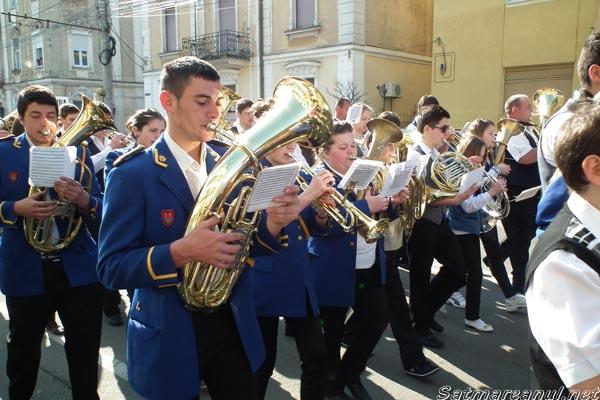 Parada portului popular, organizat în premieră la Satu Mare