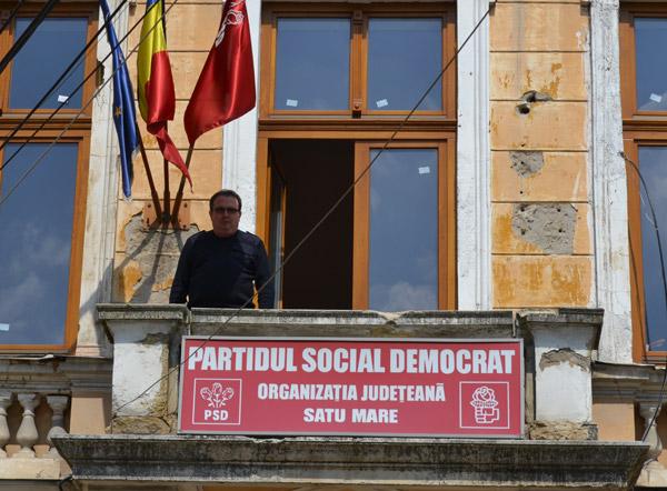 Valer Marian a fost exclus din PSD