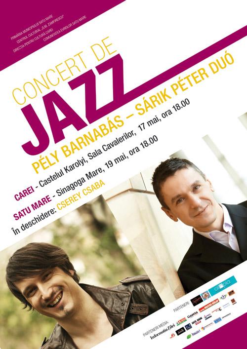 Concert de jazz la Sinagogă