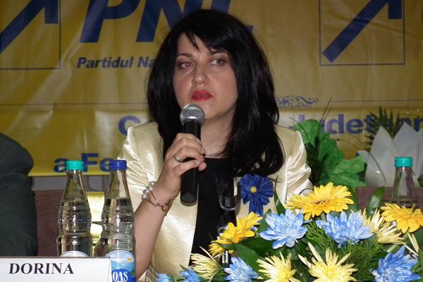 Dorina Grunfeld a fost reconfirmată în funcţia de preşedinte a OFL Satu Mare