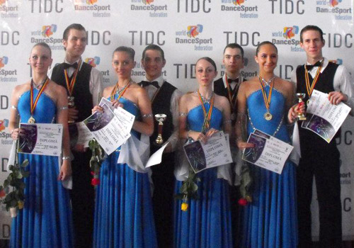 """""""Gala Dansului"""" la Castelul Karolyi din Carei"""