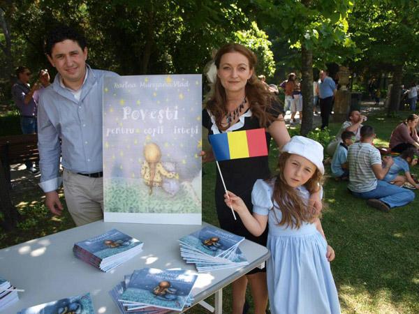 Karina Vlad – o sătmăreancă implicată în viaţa culturală a diasporei româneşti din Portugalia