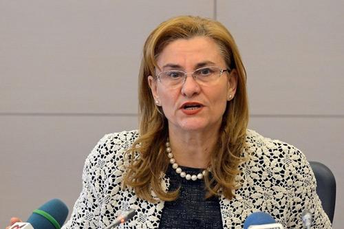Ministrul Maria Grapini va efectua o vizită în judeţul Satu Mare