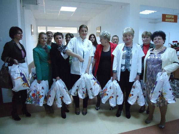 Cadouri pentru copii din partea femeilor social-democrate