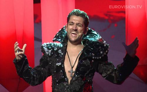 Cezar s-a calificat în finala Eurovision 2013 de sâmbătă
