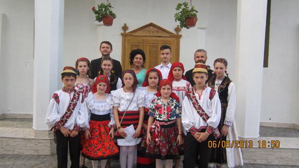 """Parohia Ortodoxă Păulești gazda concursul """"Bucuria de a fi creștin"""""""