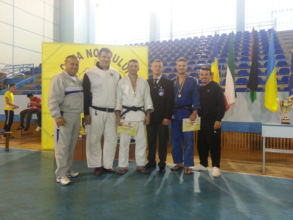 Rezultate de excepţie pentru judoka de la CS Fuşle Security Satu Mare