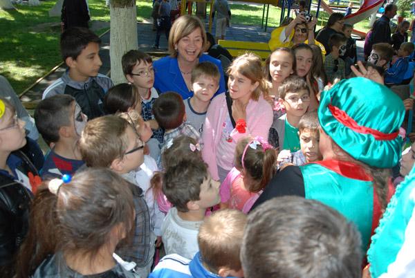 Atmosferă de basm la Ziua Copilului în Negreşti-Oaş (foto)