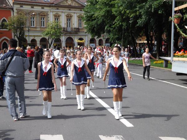 """""""Parada florilor"""" – 2013"""