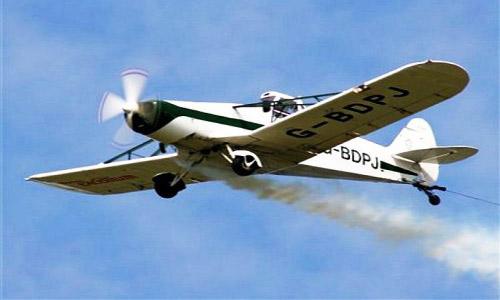 Dezinsectie, cu avionul, în municipiul Carei