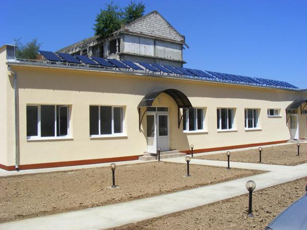 A fost finalizat centrul de zi pentru vârstnici din Negrești-Oaș
