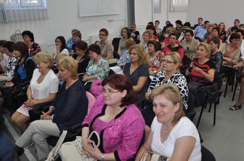 Sesiune de instruire a inspectorilor din învăţământul preşcolar la Satu Mare