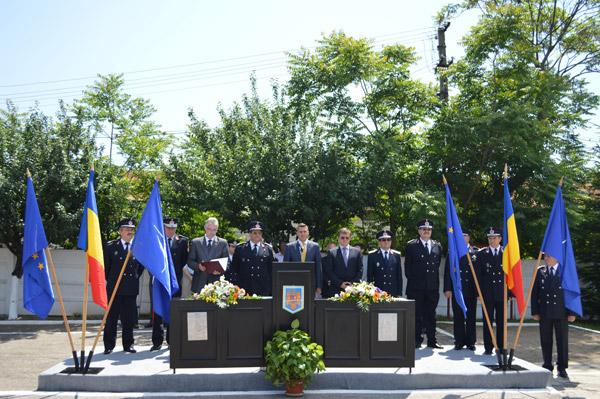 """Colonelul Dan Gheorghe este noul comandant al ISU """"Someş"""" Satu Mare"""