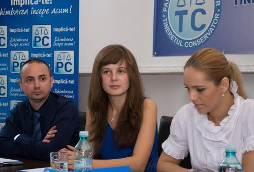 Valentina Pop a fost aleasă președinte a OT a Partidului Conservator Satu Mare