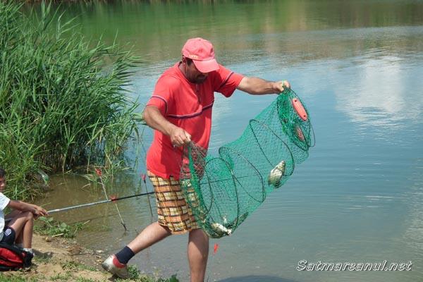 Concurs de pescuit organizat de tinerii social-democraţi