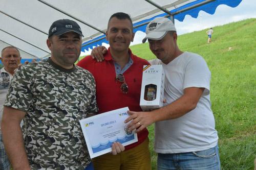 """Asociaţia """"I. C. Brătianu"""" Satu Mare are cei mai buni pescari"""