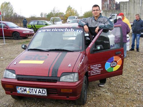 Rally Sprint se mută pentru o etapă la Carei