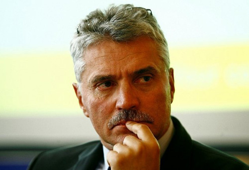 Septimiu Buzaşu a fost eliberat din funcţia de secretar de stat